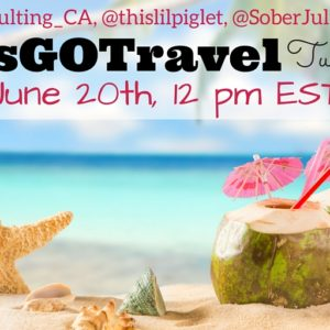 Don't Miss the #LetsGOTravel Twitter Chat