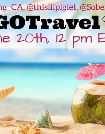 Don't Miss the #LetsGOTravel Twitter Chat