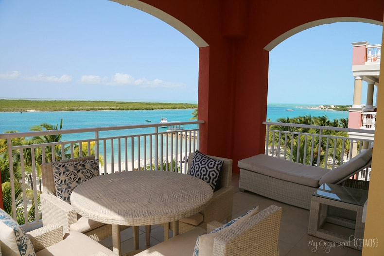 blue haven resort balcony view review turks and caicos travel