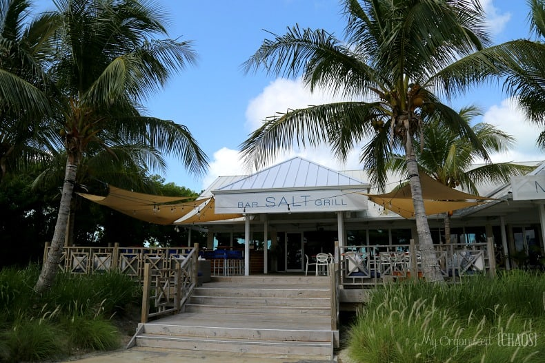 salt bar and grill blue haven resort turks and caicos