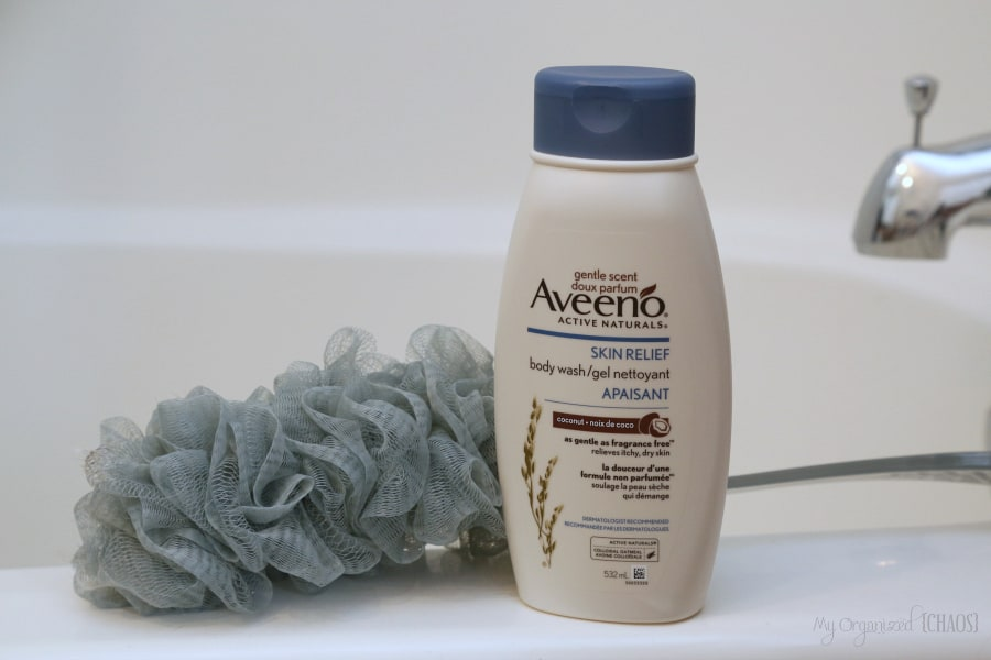 AVEENO Skin Relief Gentle Scent Coconut Body Wash