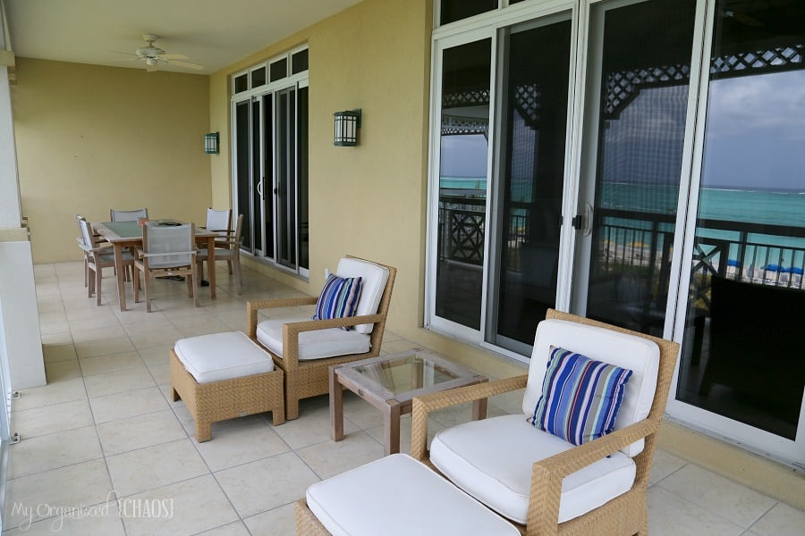 alexandra resort balcony ocean view travel blogger