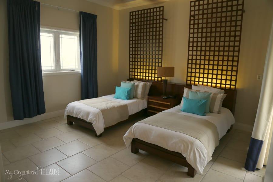 alexandra resort kids room three bedroom suite turks and caicos
