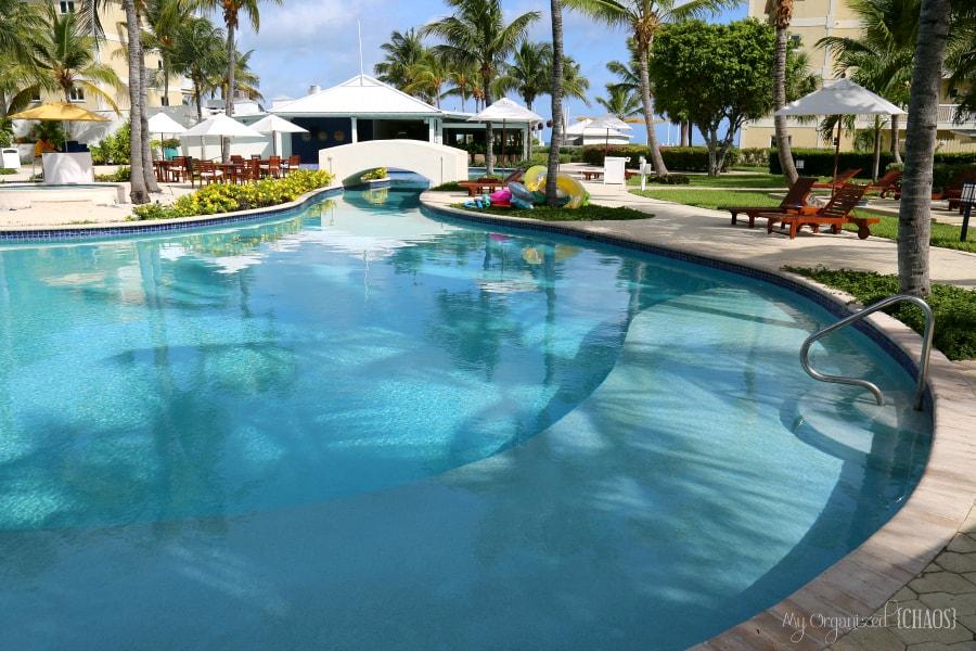 alexandra resort pool turks and caicos travel