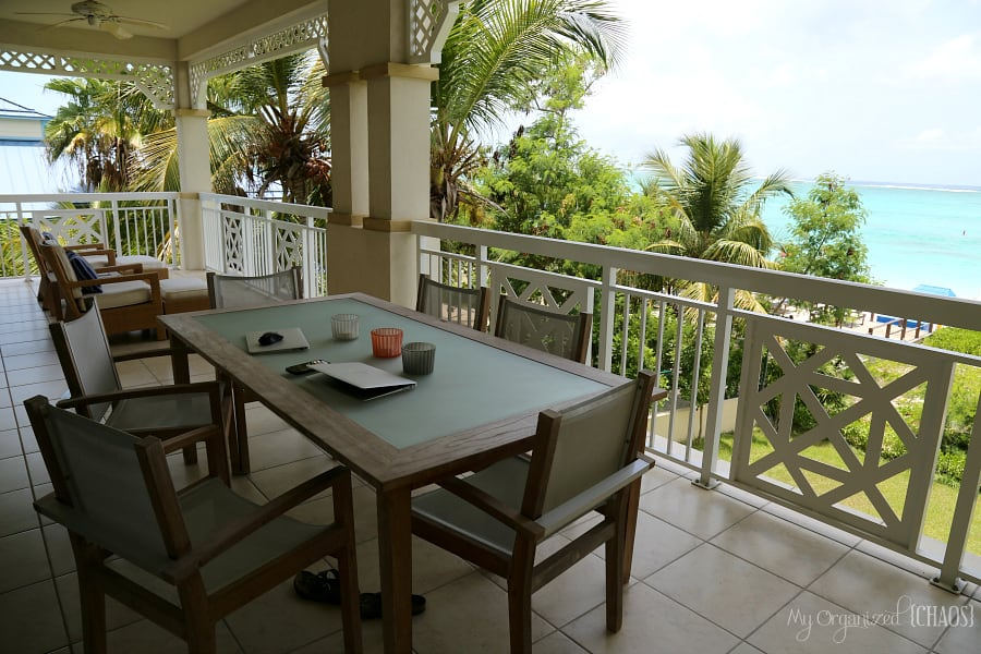 alexandra resort suite balcony turks and caicos travel