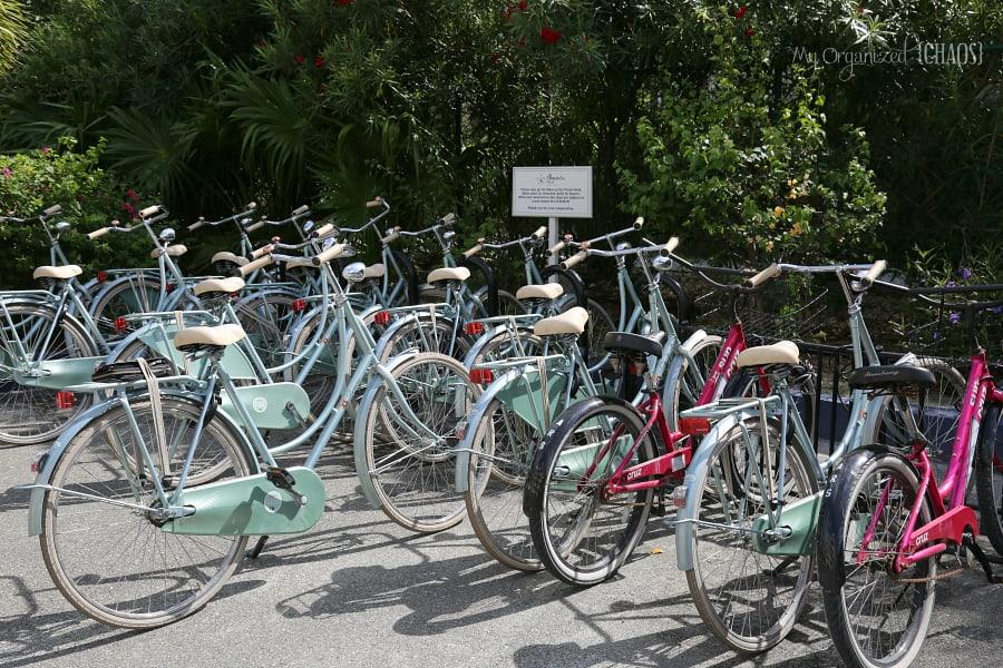 alexandra resort travel bikes