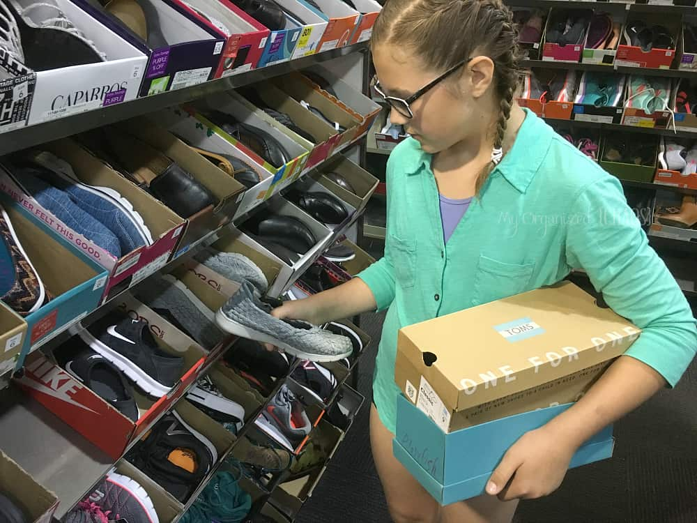 footwear family travel