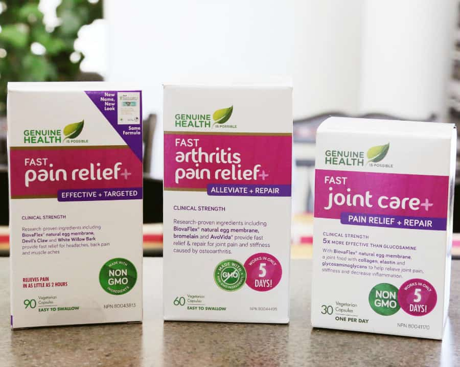 genuine health products review