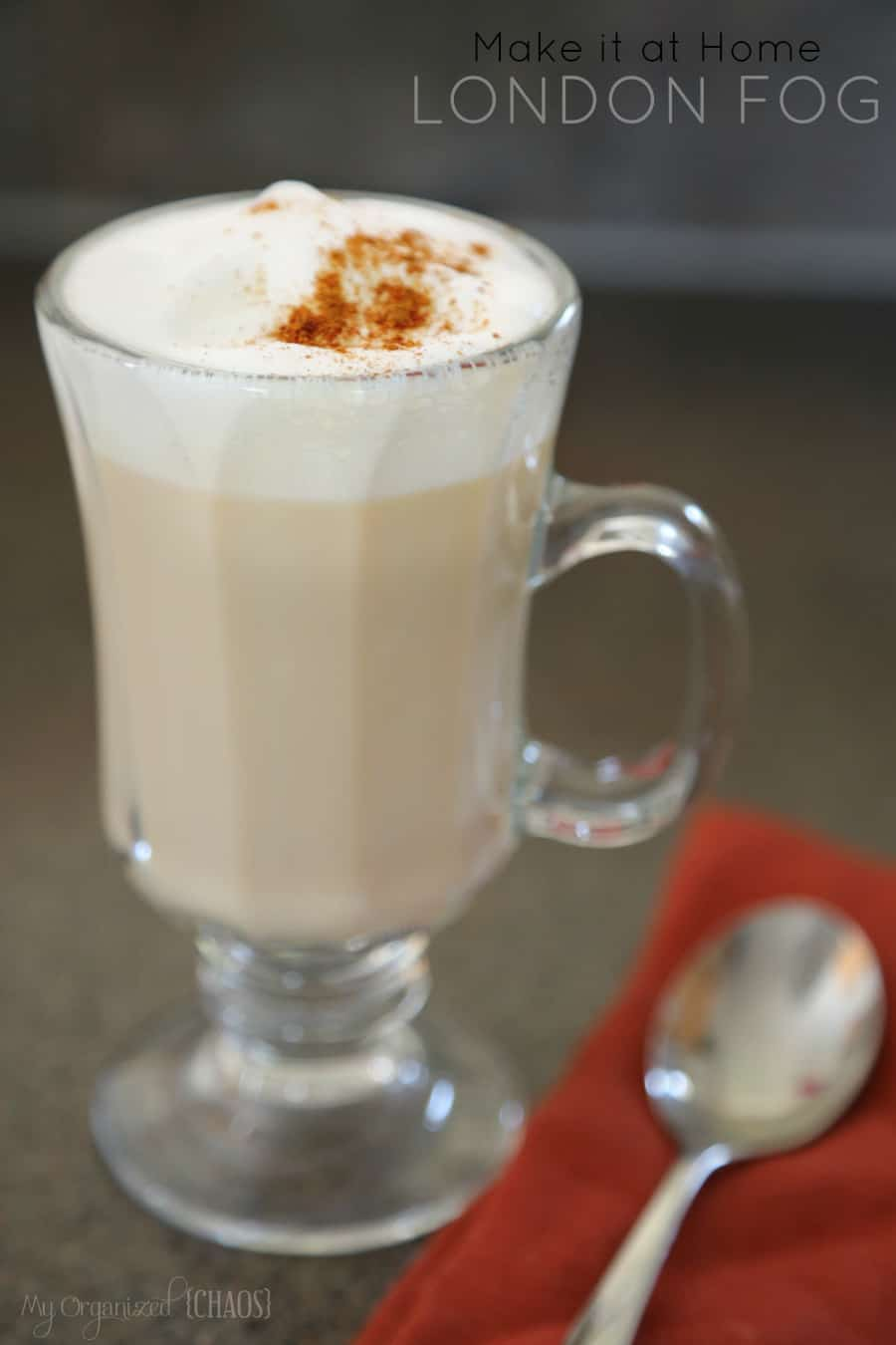 Make It At Home London Fog Recipe