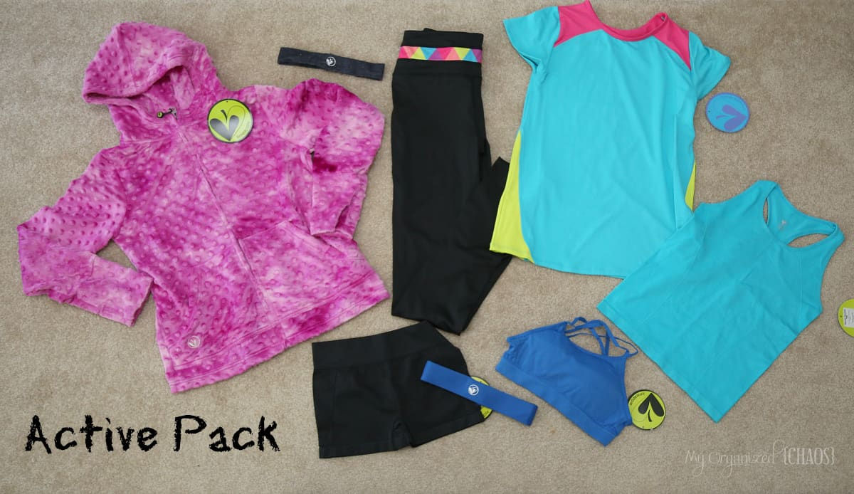 Limeapple active pack back to school sale