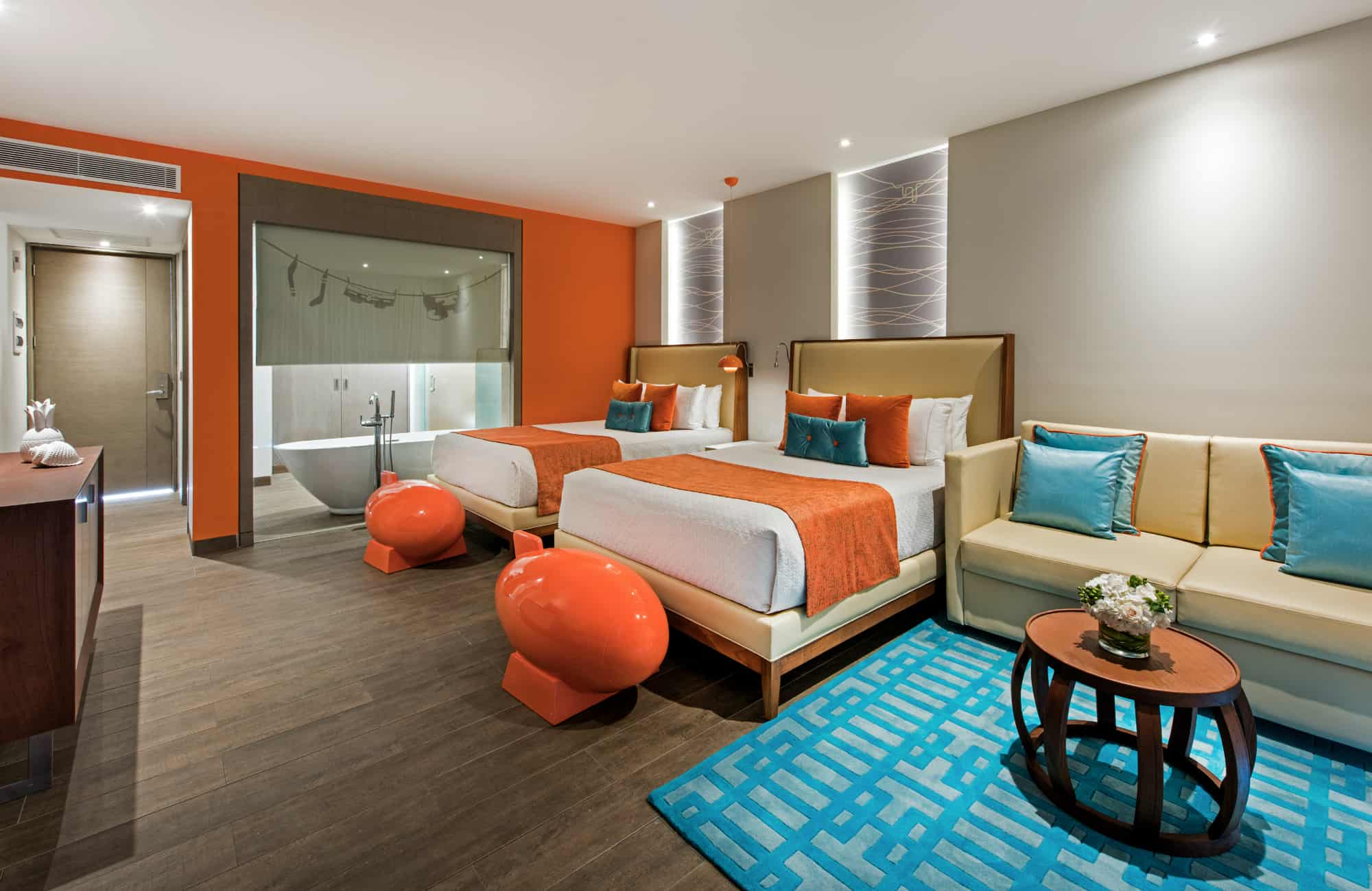 Nickelodeon Hotel Punta Cana Rooms