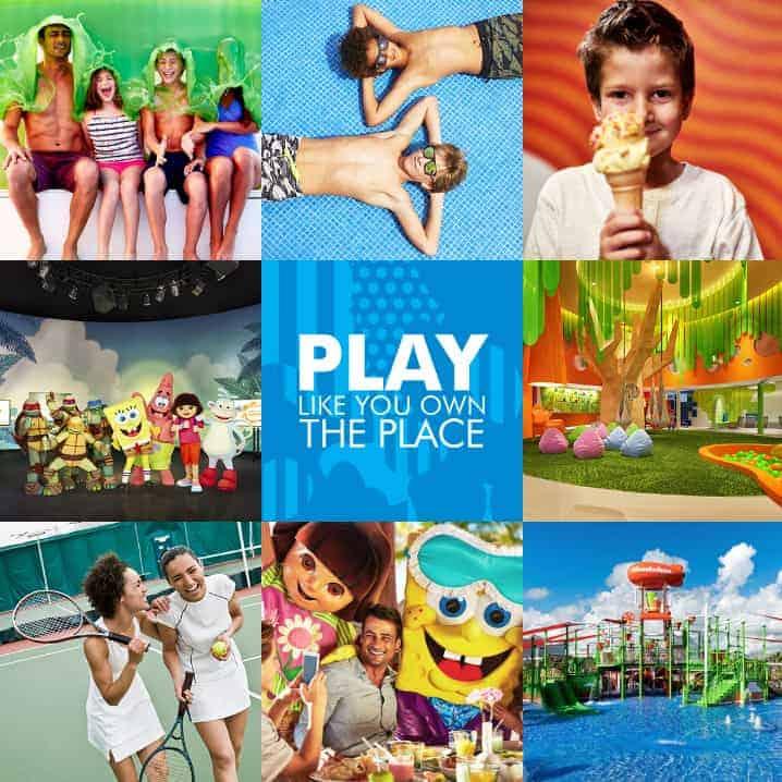 Nickelodeon Hotels & Resorts Punta Cana activities kids family travel