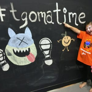 Stop! It's #TgomaTime – Introducing a New Way to Play