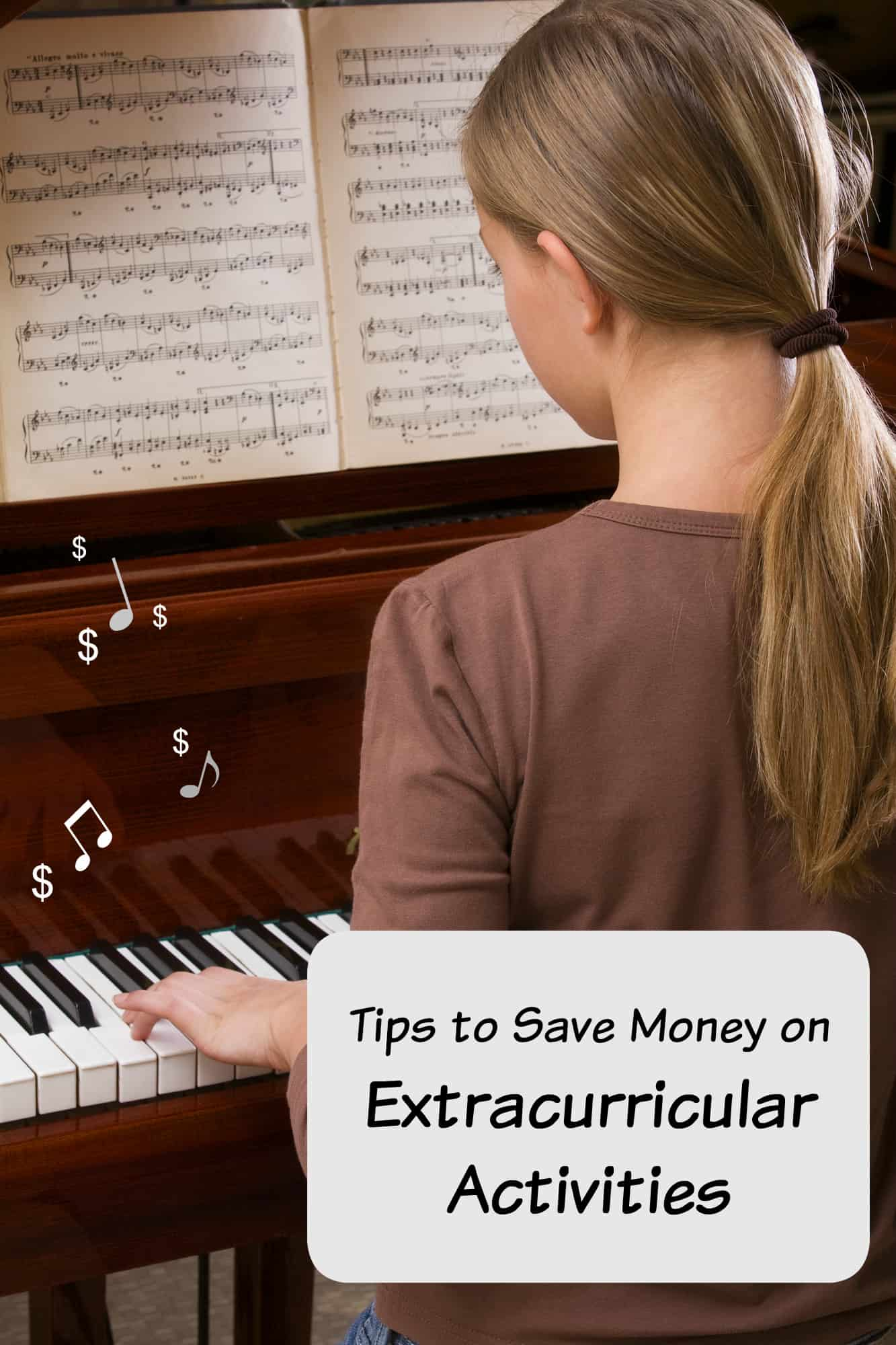 Tips to Save Money on Extracurricular Activities