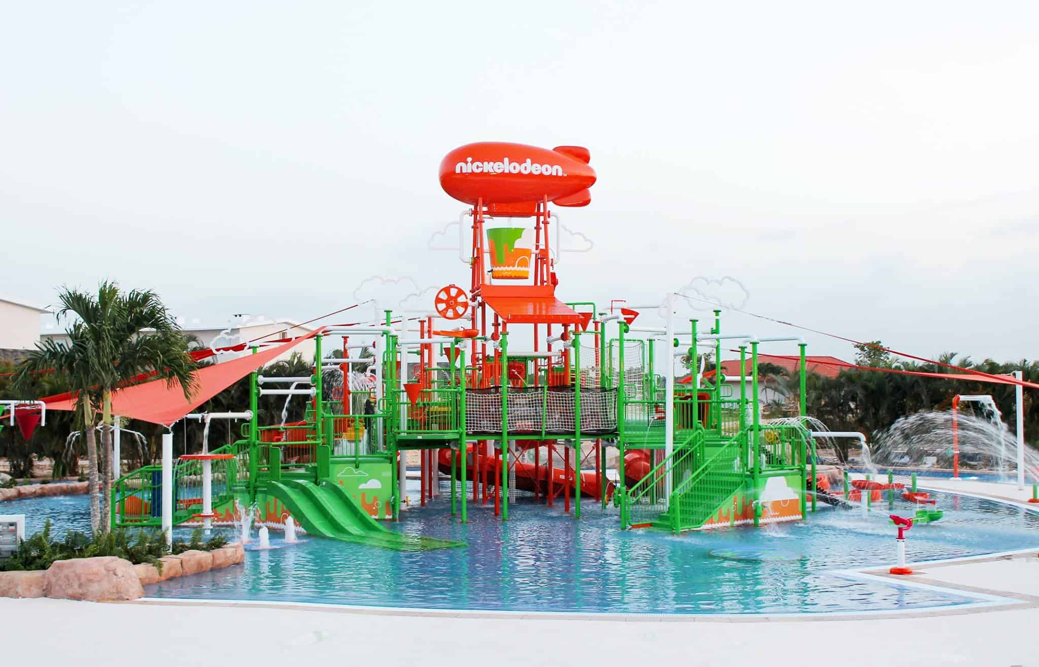 nick place water park Nickelodeon Hotels & Resorts Punta Cana