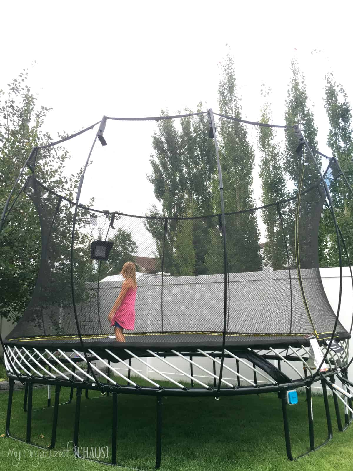 Happy Birthday Giveaway – Win a Springfree Trampoline at the Calgary Location