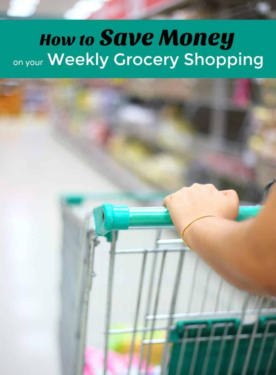 How to Save Money on your Weekly Grocery Shopping