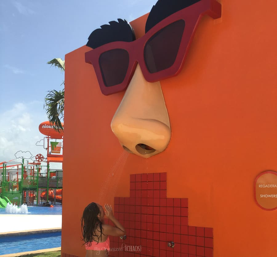 Nickelodeon Hotels & Resorts Punta Cana aqua nick place waterpark kids family travel