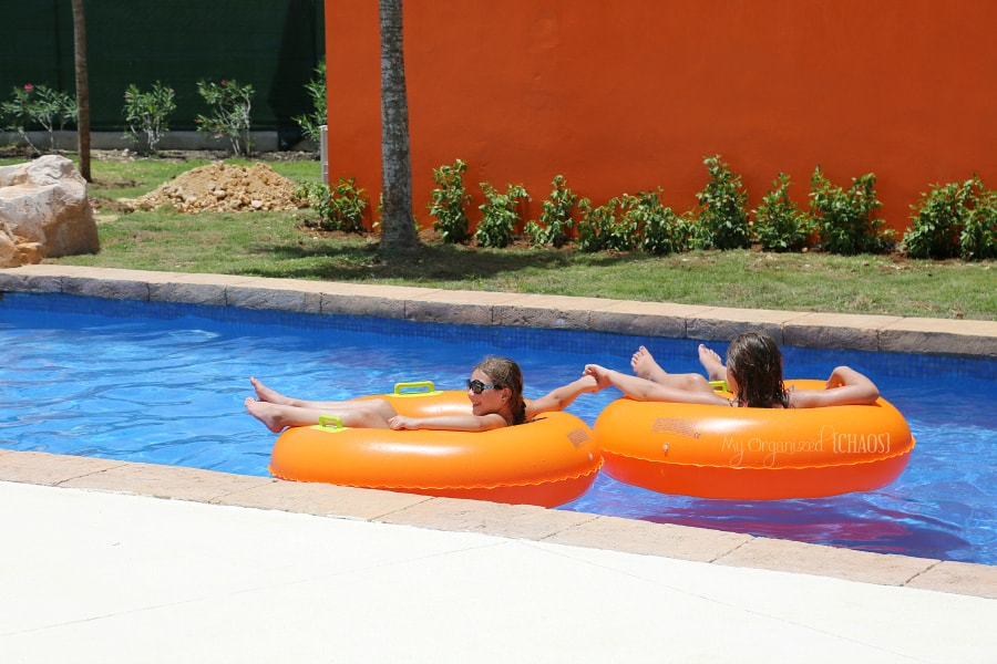 Nickelodeon Hotels & Resorts Punta Cana lazy river