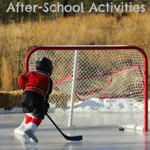How to Power Through After-School Activities