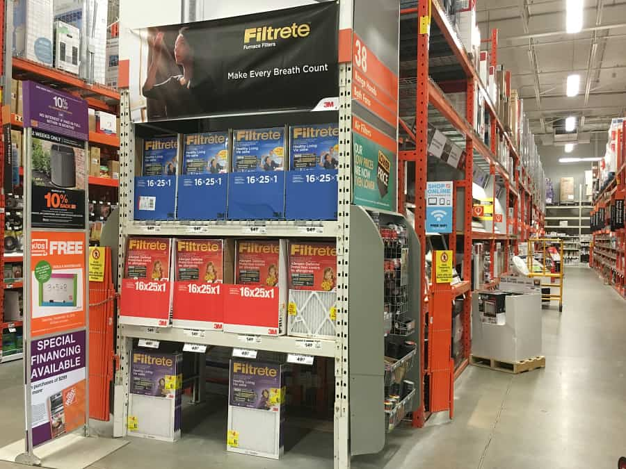 be winter ready on a budget home depot furnace filters