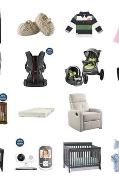 Save Big at the Best Buy Baby Sale