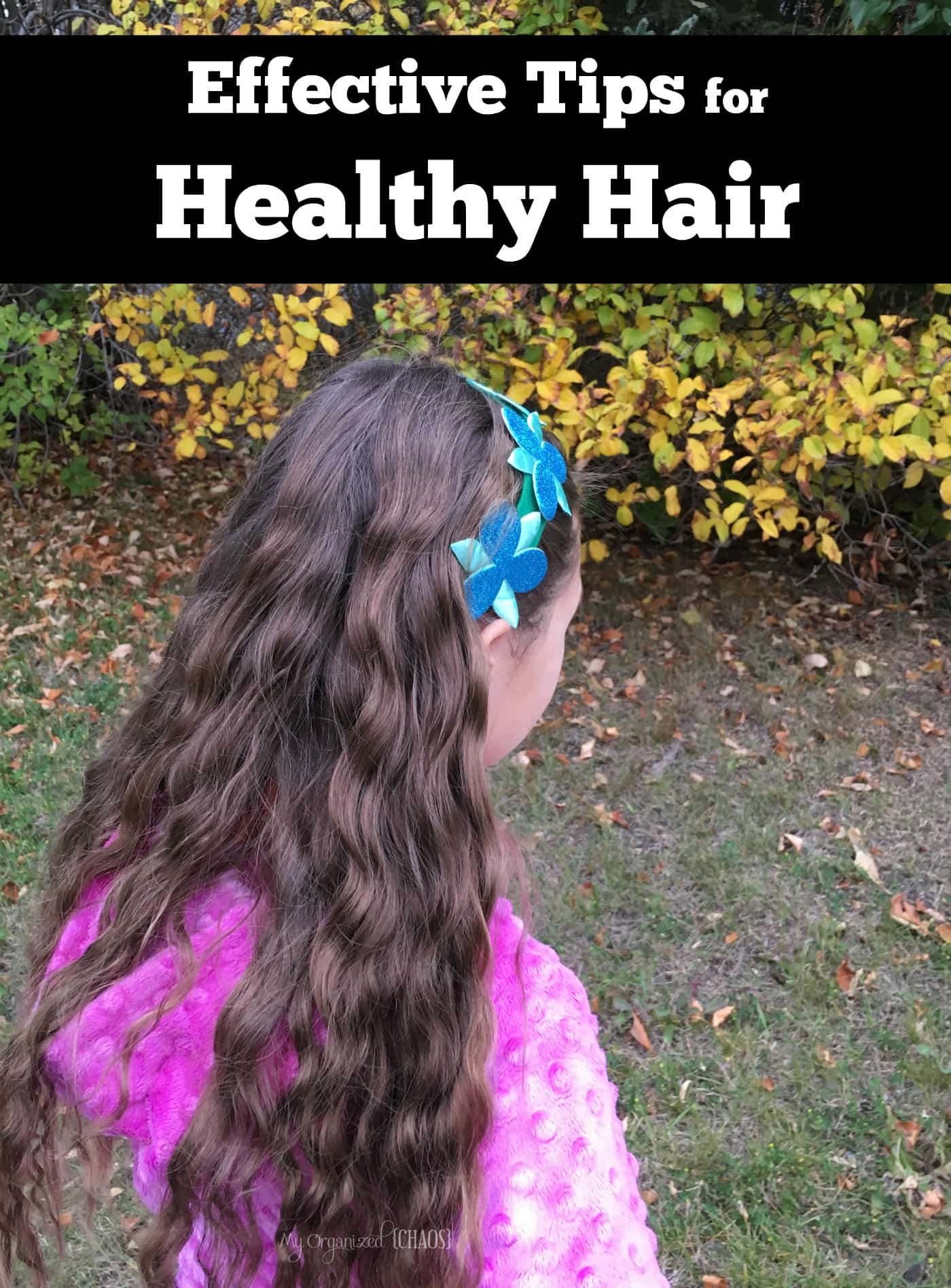 Effective Tips for Healthy Hair this fall season
