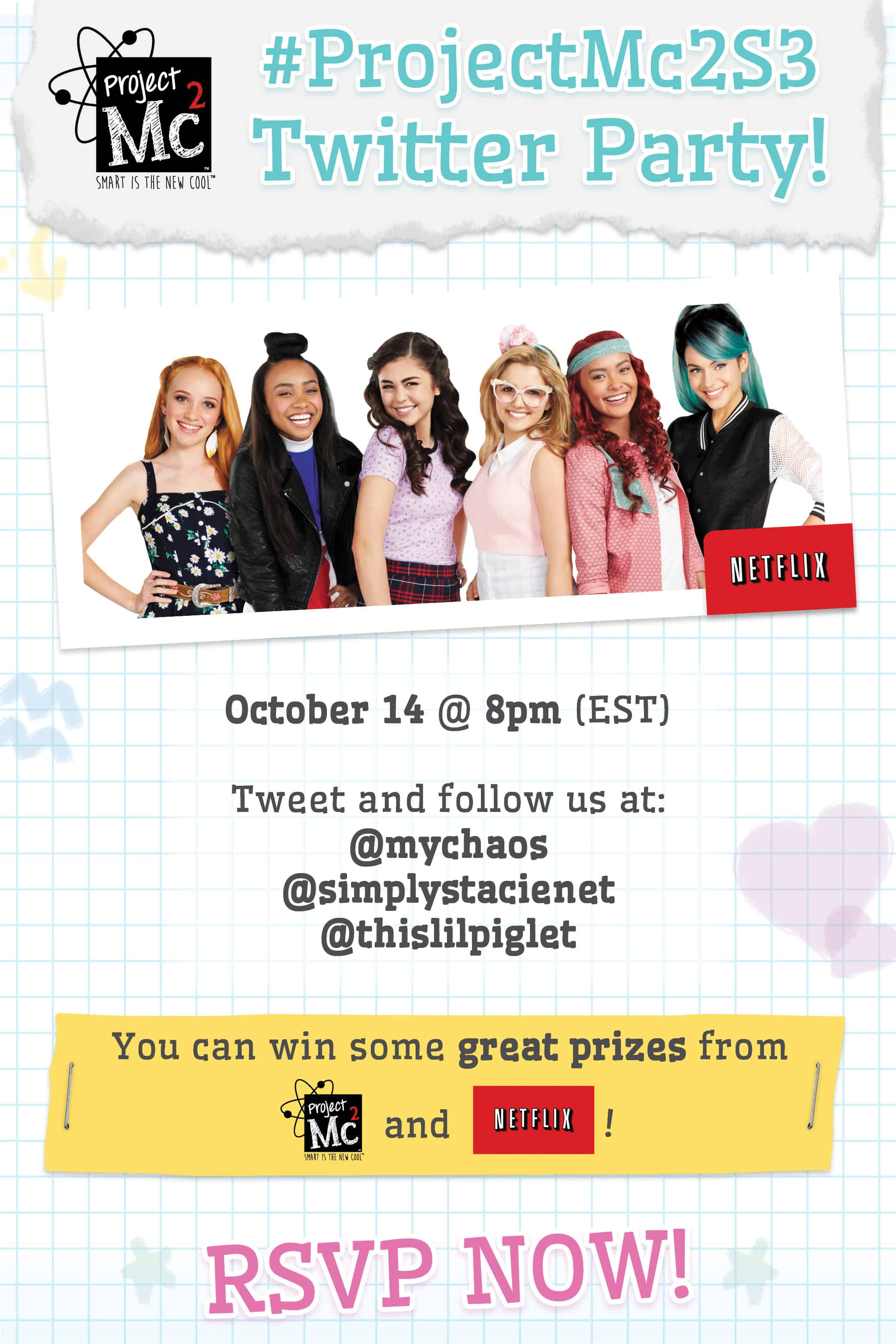 Project MC2 Netflix Season 3 premiere