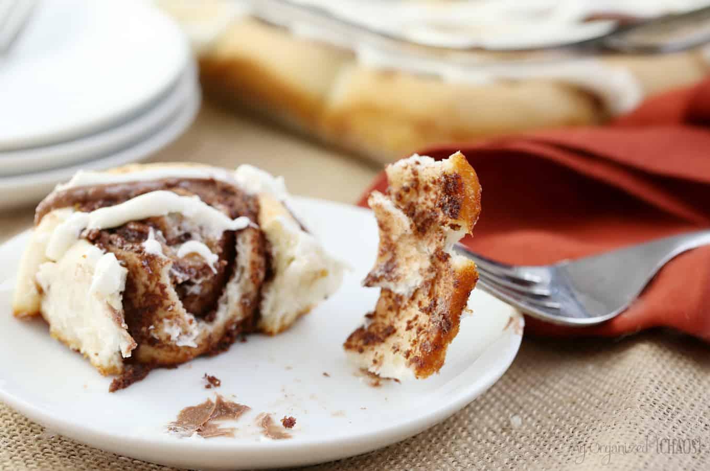 REESE Cinnamon Buns