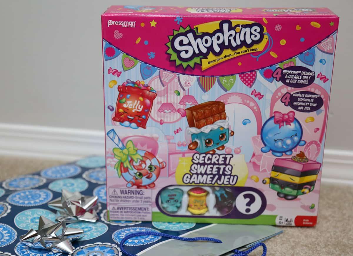 Shopkins Secret Sweets indigokids holiday wishlist 2016 kids