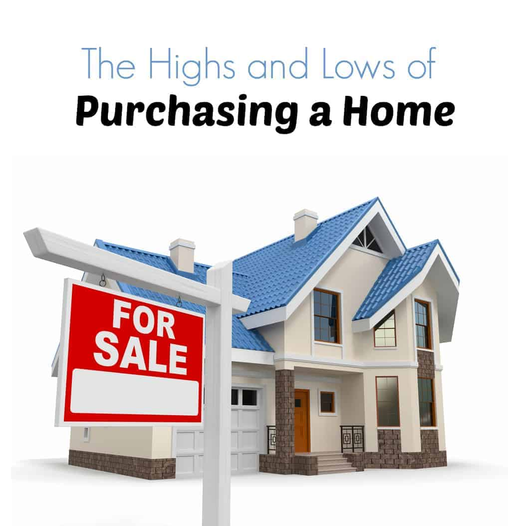 The Highs and Lows of Purchasing a Home