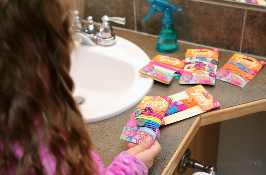goody trolls inspired hair accessories for kids
