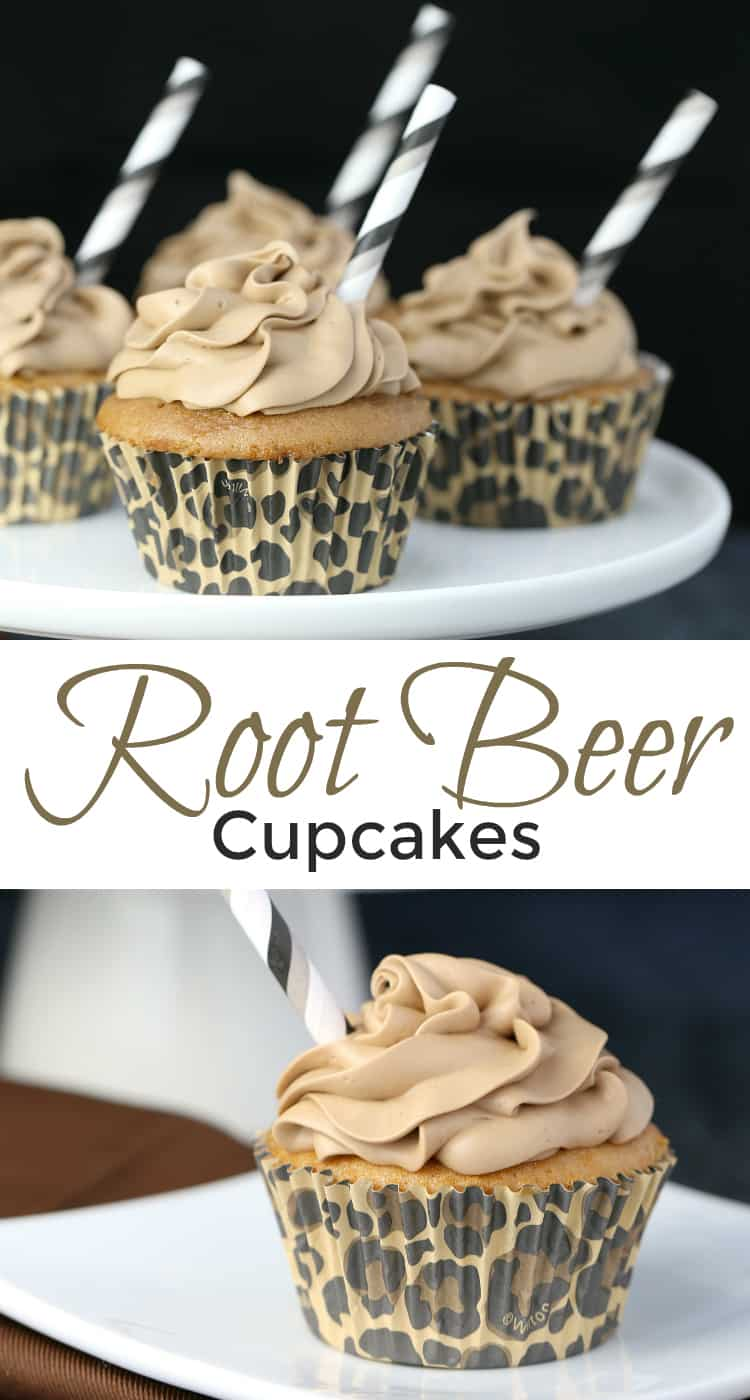 root beer cupcakes recipe