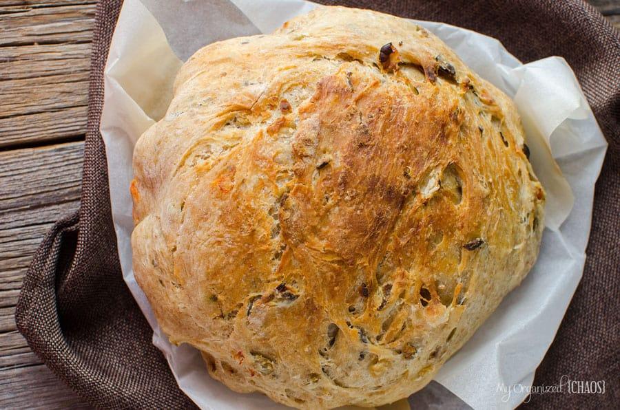 12 hour no knead bread recipe easy