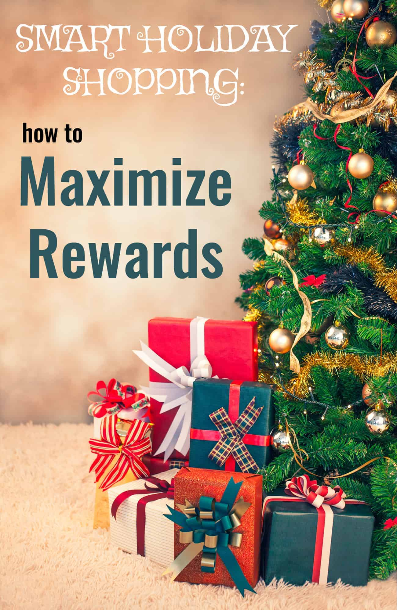 Smart Holiday Shopping Maximimize Rewards rbc credit card