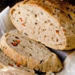 easy 12 hour no knead bread recipe