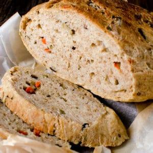 12 Hour No-Knead Bread