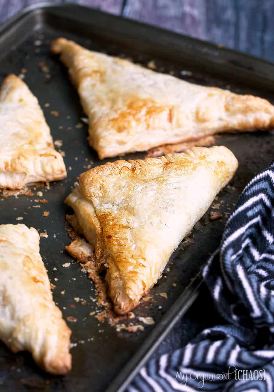 easy pumpkin dessert recipe turnovers