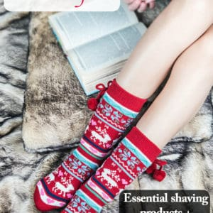 Get Mistletoe Ready – Essential Shaving Essentials and Holiday Tips!