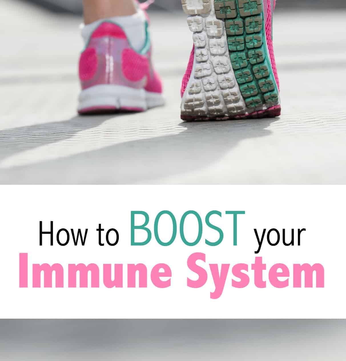 How to Boost your Immune System #SDMFluFighters