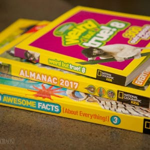 Give the Gift of National Geographic Kids