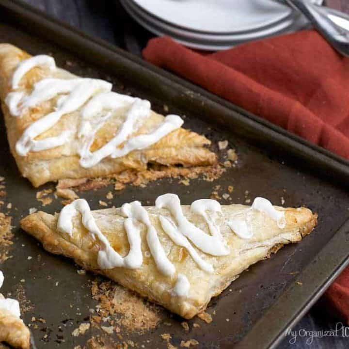 pumpkin pie turnover recipe