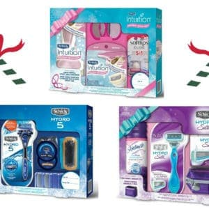 Schick Gift Packs Giveaway