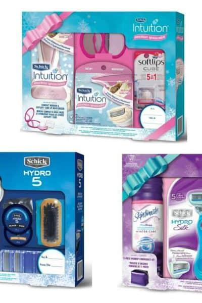 Schick Gift Packs