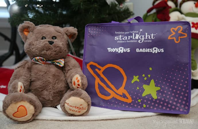 2016 Limited Edition Collectible Flash Starlight Bear