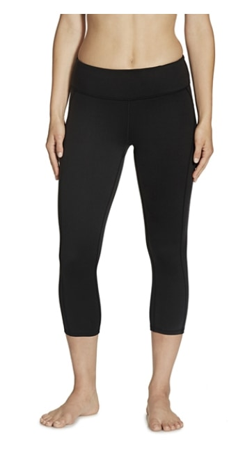 Gaiam Luxe Yoga Capri