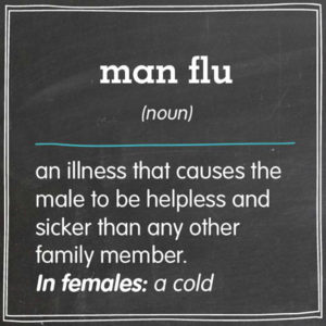 How to Prevent the Man Flu – It Might Be Real After All!