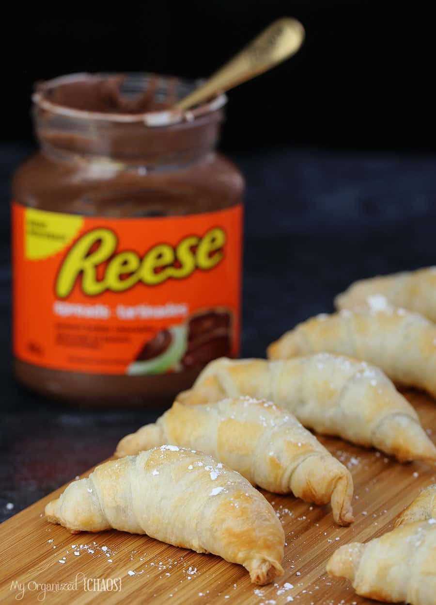 reese criossants 3 ingredient recipe
