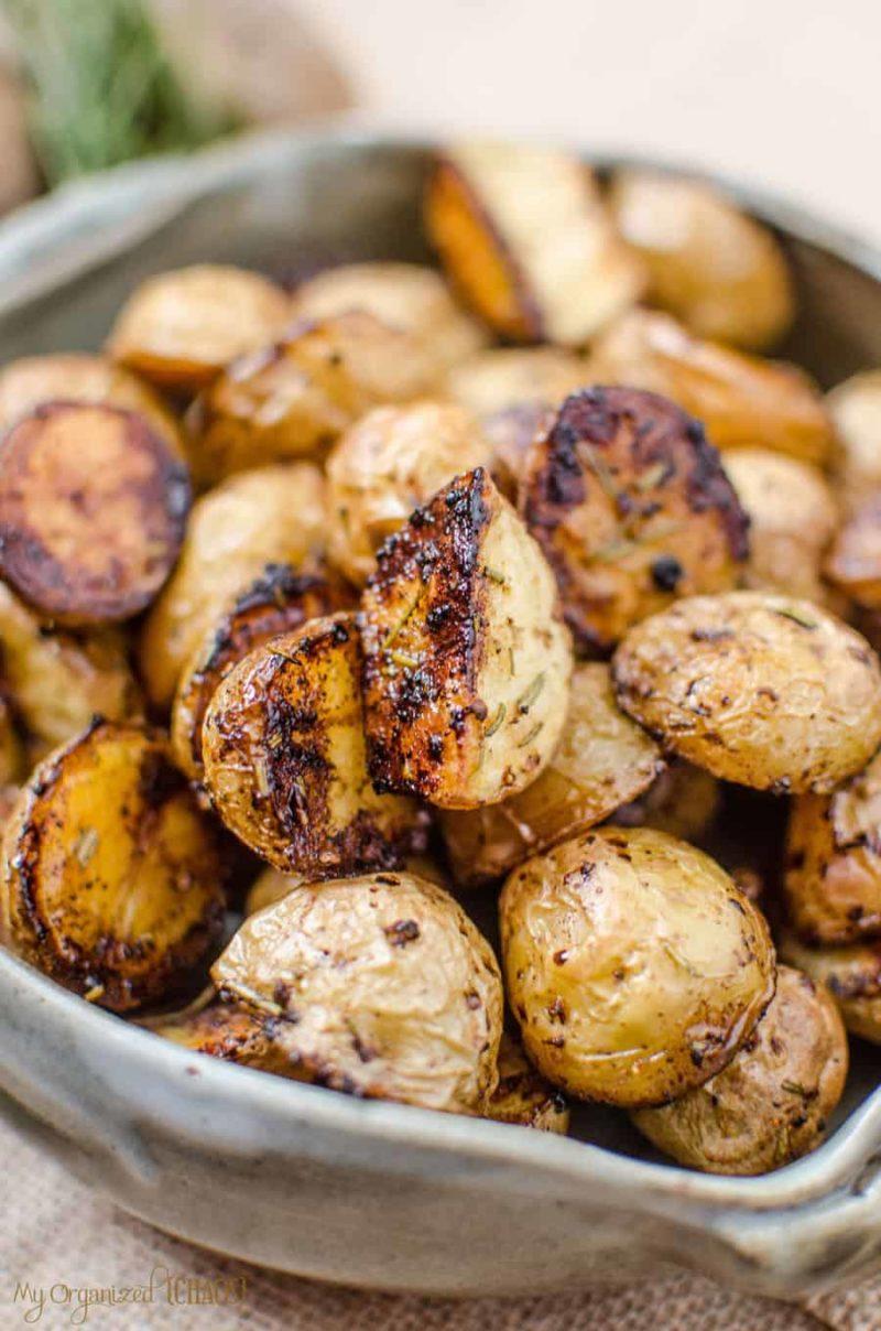 Crispy Oven Potatoes