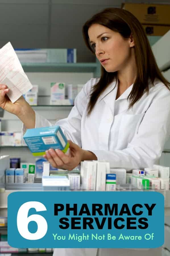Pharmacy Services You Might Not Be Aware Of